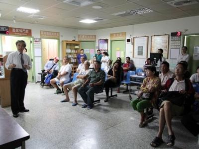 泌尿團隊守護社區泌尿健康