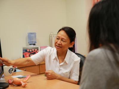陳寶珠醫師關山慈院開診 為不孕夫妻找生機