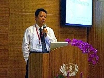 花蓮丁大清發表 臍帶間質幹細胞實用性