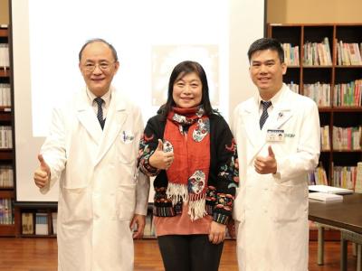 「精準手術」剛剛好 達文西螢光影像系統治療婦癌