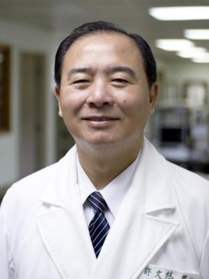 許文林副院長兼放射腫瘤科主任